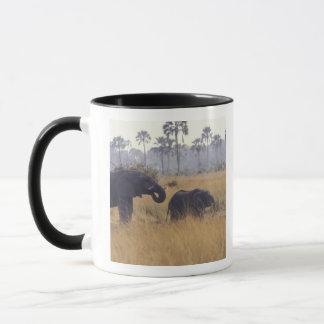 Mug L'AFRIQUE, Botswana, éléphant africain