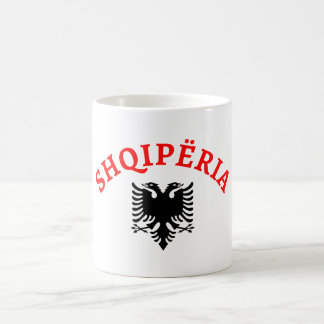 Mug L'Albanie et l'aigle - shqiponja de dhe de