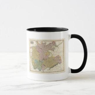 Mug L'Allemagne au nord du maya
