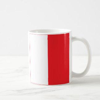 Mug L'alphabet international marque H