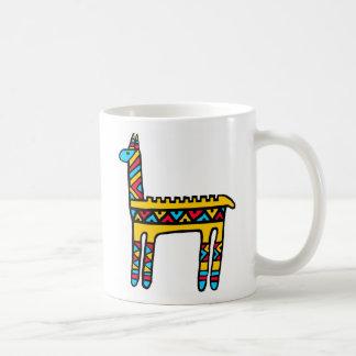 Mug Lama-couleurs