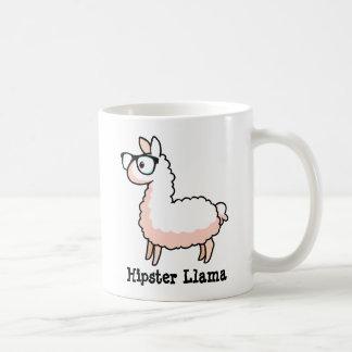 Mug Lama de hippie