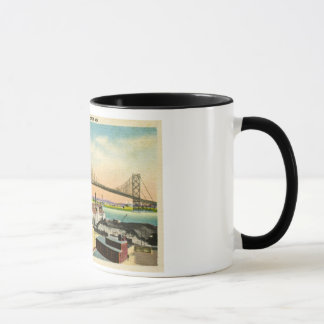 Mug L'Ambassadeur Bridge cru de Detroit, Michigan