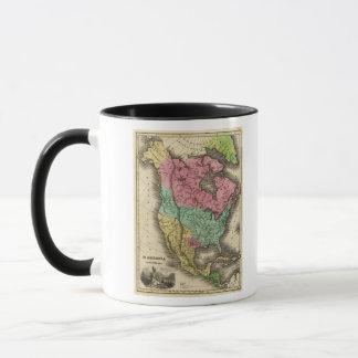 Mug L'Amérique du Nord