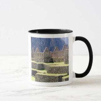 Mug L'Amérique du Sud - le Pérou. Maçonnerie dans