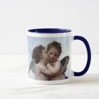 Mug L'Amour et Psyché, Enfants - William Bouguereau