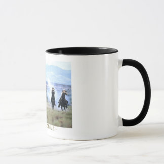 Mug Lancer pour des hors-la-loi