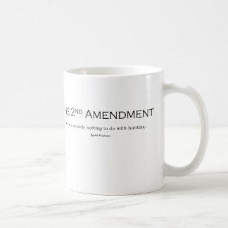 Mug Lancez républicain d'amendement de cadeaux de