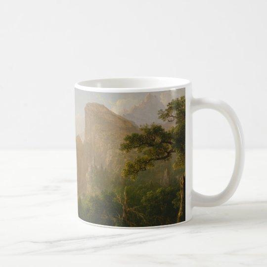 """Mug Landscape—Scene from """"Thanatopsis"""""""