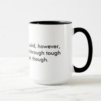 Mug L'anglais est étrange