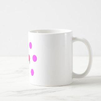 Mug Langue philippine de conception d'amour