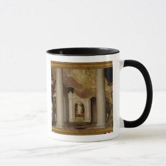 Mug L'annonce, c.1551-53 (huile sur la toile)