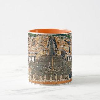 Mug L'antenne du carré de St Peter Deux-A modifié la