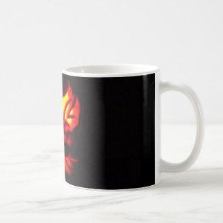 Mug Lanterne de Halloween de dragon de Gallois