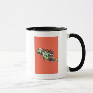 Mug Lanterne verte - affiche tordue d'innocence