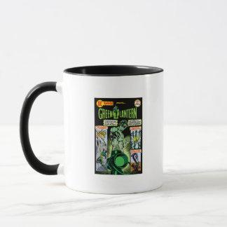 Mug Lanterne verte - comique ombragé par vert