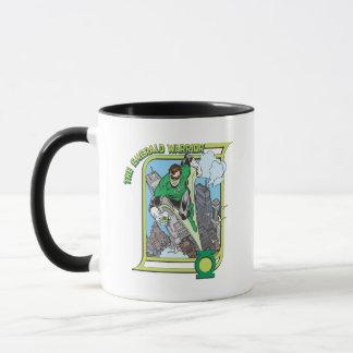 Mug Lanterne verte - le guerrier vert