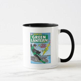 Mug Lanterne verte - missile d'emballement