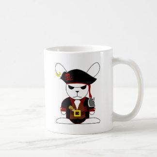 Mug Lapin Bruno de pirate