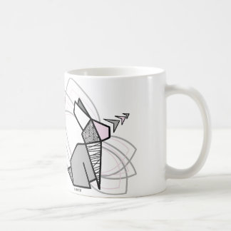 Mug Lapin origami