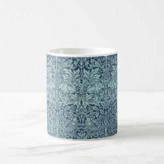 Mug Lapin vintage William Morris de Brer de motif de