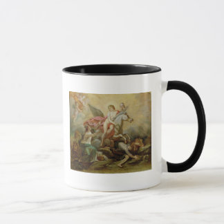 Mug L'apothéose de Voltaire, 1778