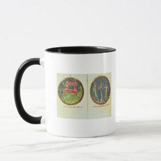 Mug L'arche de Noé et l'Adam et l'Ève