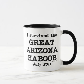 Mug L'Arizona Haboob