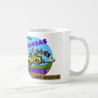 Mug L'Arkansas/visiteur/survivant d'Ozark