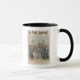 Mug L'armée coloniale