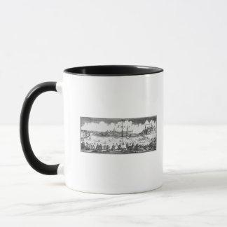 Mug L'armée russe assiégeant Narva en 1700
