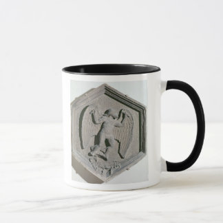 Mug L'art du vol, Daedalus, hexagonal