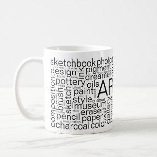 Mug L'artiste