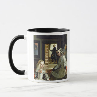 Mug Las Meninas ou la famille de Philip IV, c.1656 2