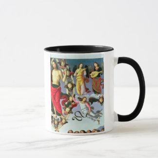 Mug L'ascension du Christ, de la coordonnée du Christ