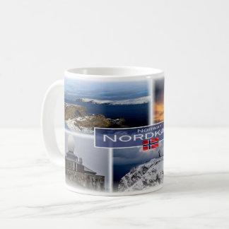 Mug L'AUCUNS Norvège - Nordkapp - cap du nord -