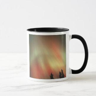Mug L'aurore Borealis, lumières du nord, Fairbanks