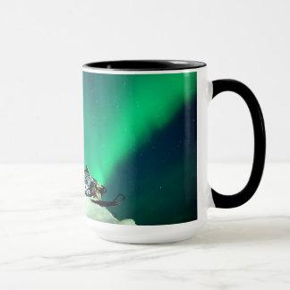 Mug L'aurore de Snowmobile
