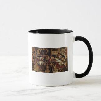 Mug L'avocat de village, 1621