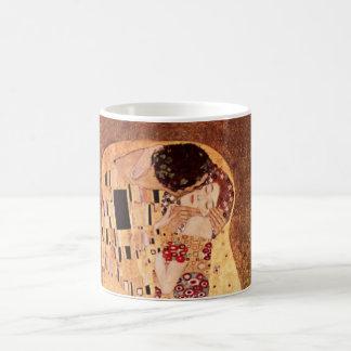 Mug Le baiser par Gustav Klimt