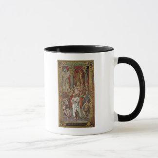 Mug Le baptême de Clovis I