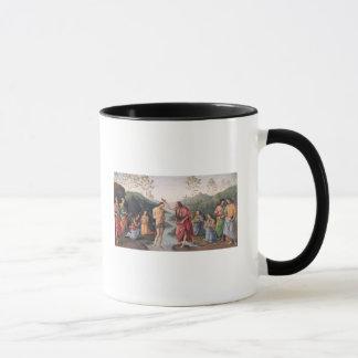 Mug Le baptême du Christ