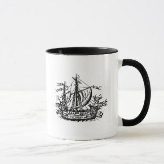 Mug Le bateau 'Victoria de Ferdinand Magellan