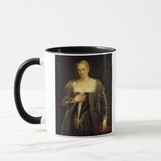 Mug Le beau Nani (huile sur la toile)