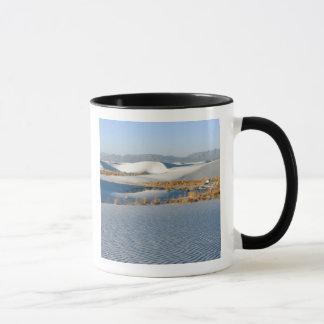 Mug Le blanc ponce le monument national, les dunes