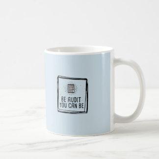 Mug Le bleu soit audit que vous pouvez être -