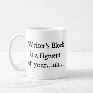 Mug Le bloc de l'auteur