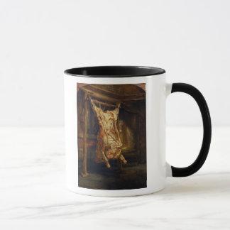 Mug Le boeuf abattu, 1655