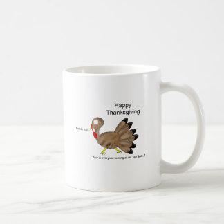 Mug Le bon thanksgiving avalent la gueule…