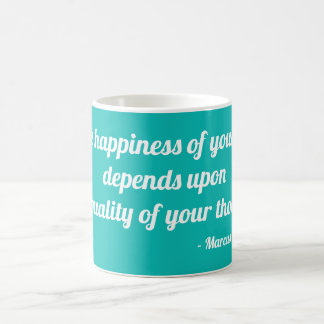 Mug Le bonheur de votre vie dépend de…